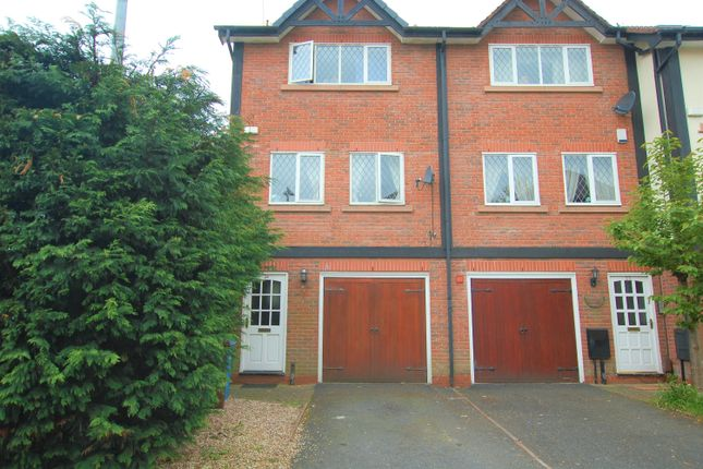 Thumbnail Mews house to rent in Stablefold, Worsley, Manchester Greater Manchester