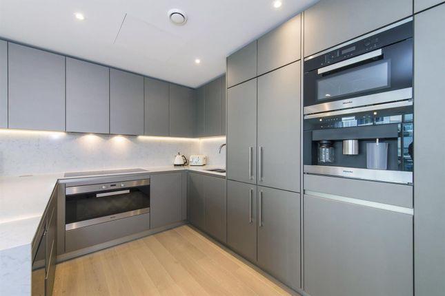 Kitchen of Quarter House, Juniper Drive, Battersea Reach, London SW18