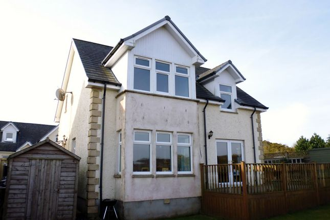 "Thumbnail Detached house for sale in ""Ordale"", 5, Knockanreoch, Rothesay, Isle Of Bute"