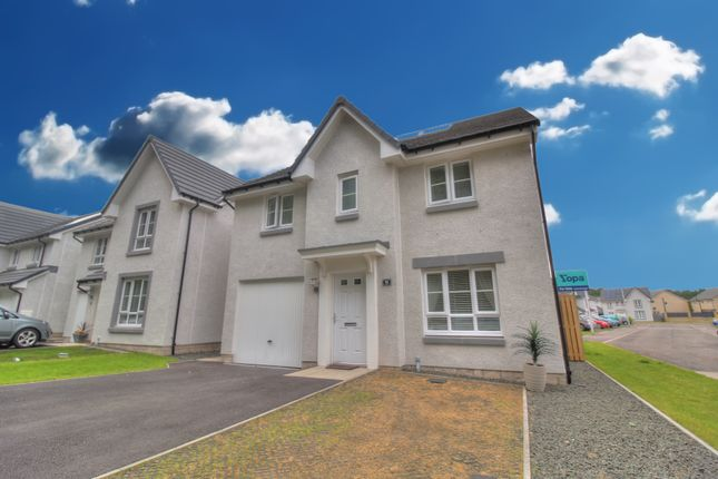 Front Elevation of Angus Gardens, Monifieth, Dundee DD5