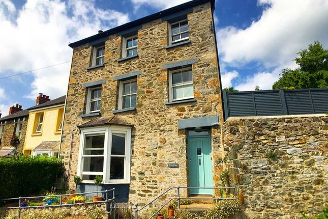 Thumbnail End terrace house for sale in West End Terrace, Ashburton, Newton Abbot