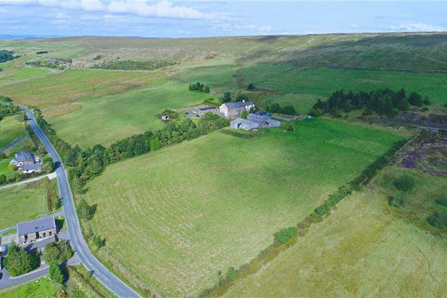 Thumbnail Land for sale in Whowells, Broadhead Road, Bolton, Lancashire