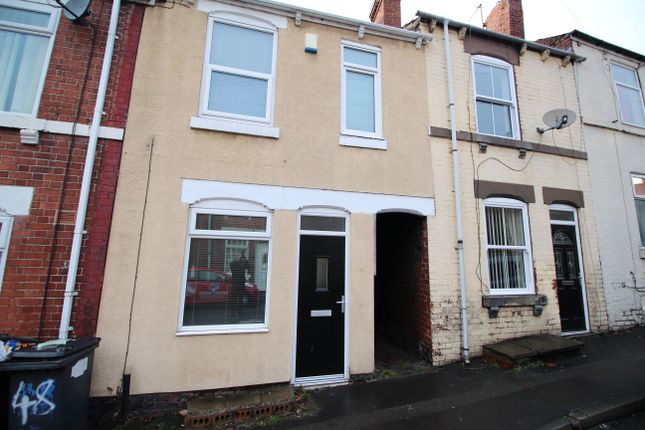 Thumbnail Terraced house to rent in Beaconsfield Street, Mexborough