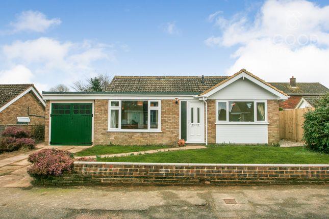 Thumbnail Bungalow for sale in Tourney Close, Lympne, Kent United Kingdom