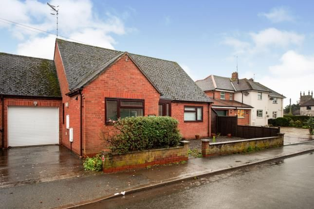 Thumbnail Bungalow for sale in Main Street, Offenham, Evesham, Worcestershire