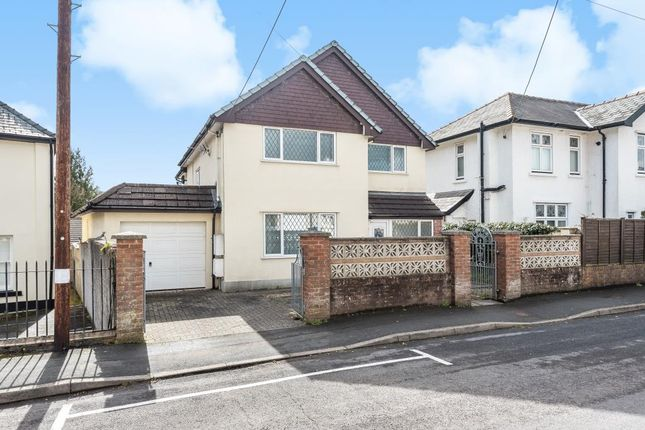 Thumbnail Detached house for sale in Brecon, Powys