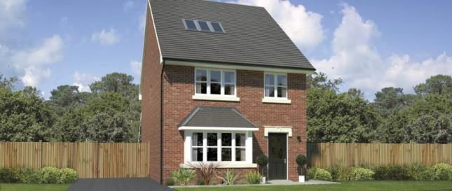 Thumbnail Detached house for sale in Winterley Gardens, Crewe Road, Winterley