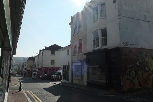 Thumbnail Town house to rent in Student House - Trafalgar Street, Brighton