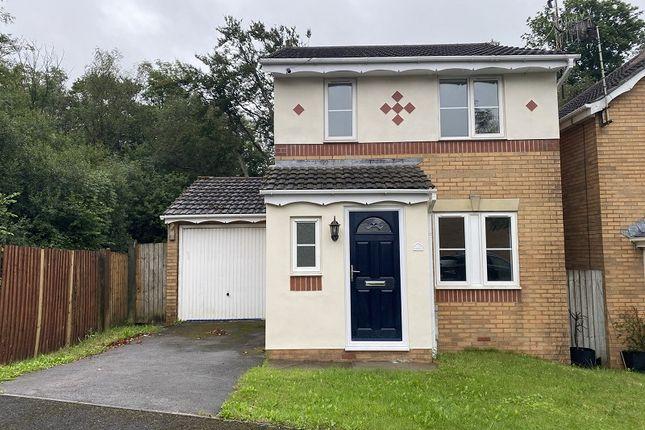 Thumbnail Detached house for sale in Llwyn Arian, Margam, Port Talbot, Neath Port Talbot.