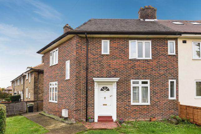 Thumbnail Semi-detached house for sale in Randlesdown Road, Lewisham, London
