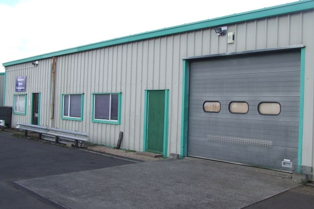 Thumbnail Light industrial to let in Westbury Industrial Estate, Station Road, Westbury