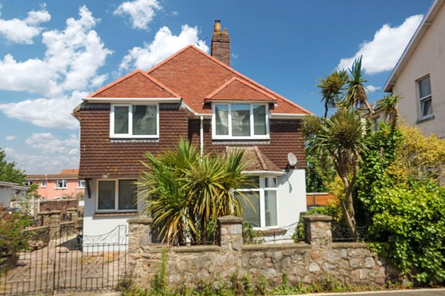 Thumbnail Detached house to rent in Garfield Road, Paignton