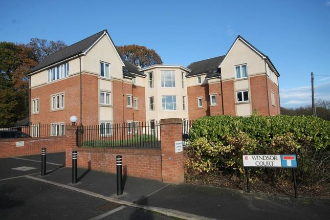Thumbnail Flat to rent in Windsor Court, Rowlands Gill