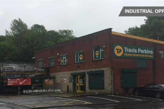 Thumbnail Industrial for sale in Darwen, Former Travis Perkins, George Street, Darwen