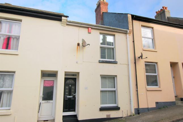 Thumbnail Terraced house for sale in Northesk Street, Stoke, Plymouth