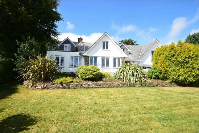 Thumbnail Detached house to rent in Tremarne Close, Feock, Truro, Cornwall