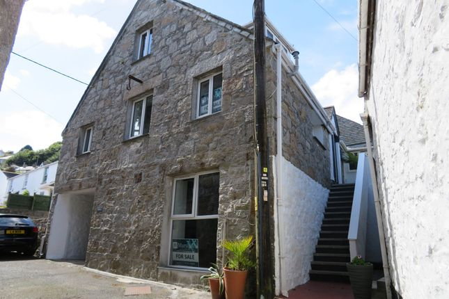 Thumbnail Cottage for sale in Fradgan Place, Newlyn, Penzance