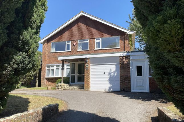 Thumbnail Detached house for sale in Love Lane, Petersfield
