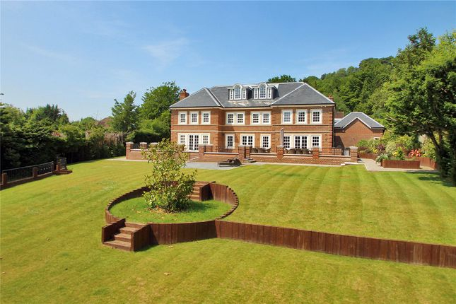 Thumbnail Detached house for sale in Greenhill Road, Otford, Sevenoaks, Kent