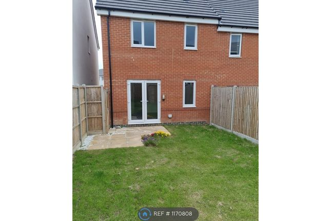 2 bed terraced house to rent in Longlands Close, Wellingborough NN8