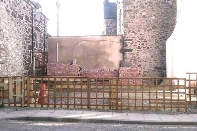 Open Yard / Development Site, Glyndwr Street Dolgellau LL40