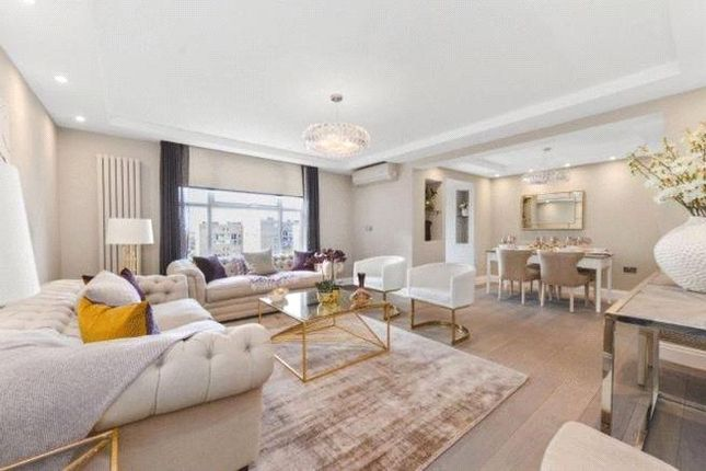 Thumbnail Flat to rent in Boydell Court, St. Johns Wood, London