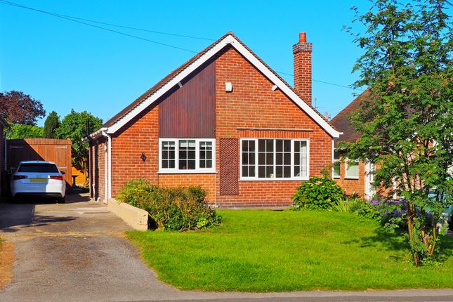 Thumbnail Detached bungalow for sale in Mill Road, Newthorpe