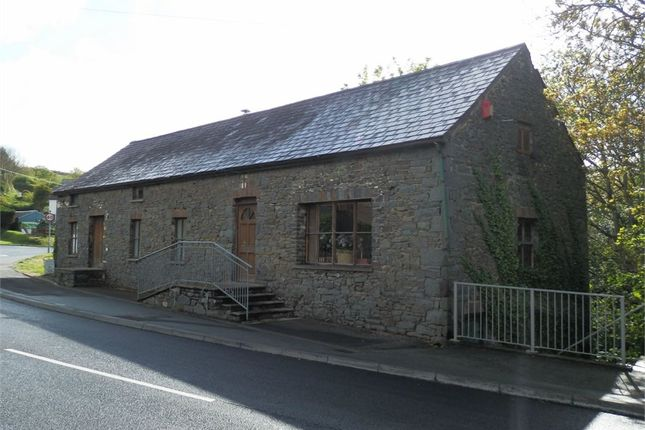 Thumbnail Commercial property for sale in Bakery & Flat, Llanon