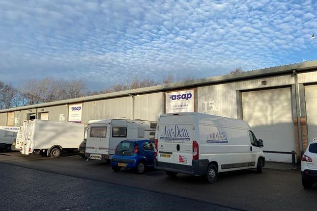 Thumbnail Light industrial to let in Unit 5B Southwick Industrial Estate, Sunderland, Tyne And Wear