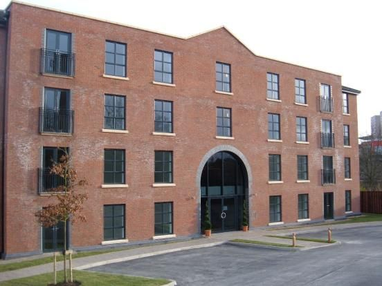 Thumbnail Flat to rent in Godfrey Mill, Hyde