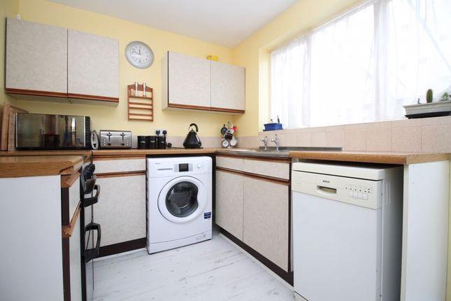 Kitchen of Creedy Gardens, West End, Southampton SO18
