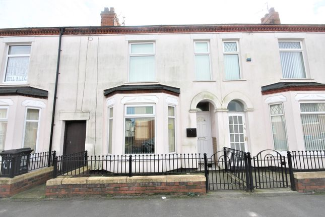 Thumbnail Terraced house for sale in Albermarle Street, Hull