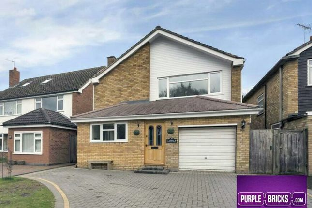 Thumbnail Detached house for sale in Lodge Crescent, Warwick