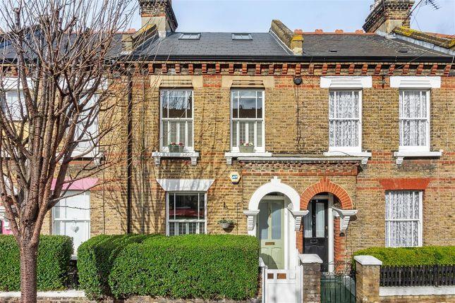 Exterior of Morrison Street, London SW11