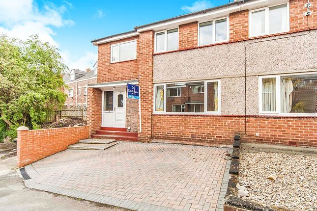 Thumbnail Semi-detached house for sale in Mayorswell Close, Durham