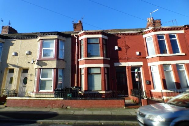 Thumbnail Property to rent in Norton Street, Bootle