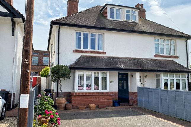 Thumbnail Semi-detached house to rent in Radway, Sidmouth