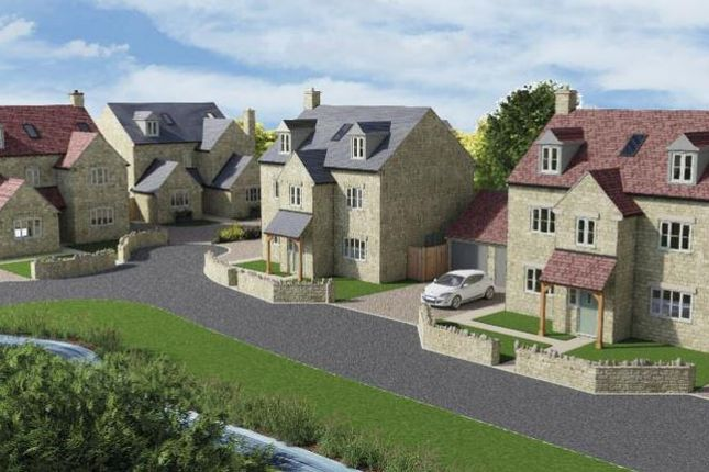 Thumbnail Detached house for sale in Woodway, Long Compton, Oxfordshire
