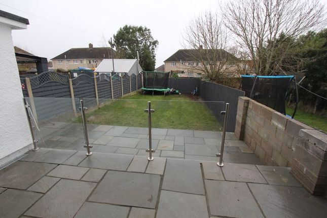 4 bed terraced house for sale in Church Road, Rhoose, Barry CF62