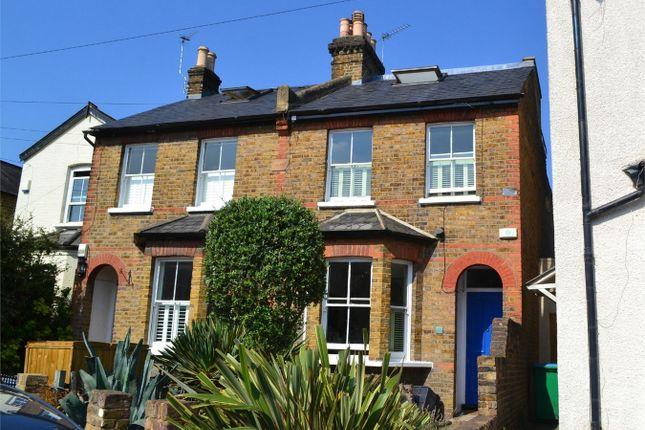 Thumbnail Semi-detached house for sale in St Margarets Grove, St Margarets, Twickenham