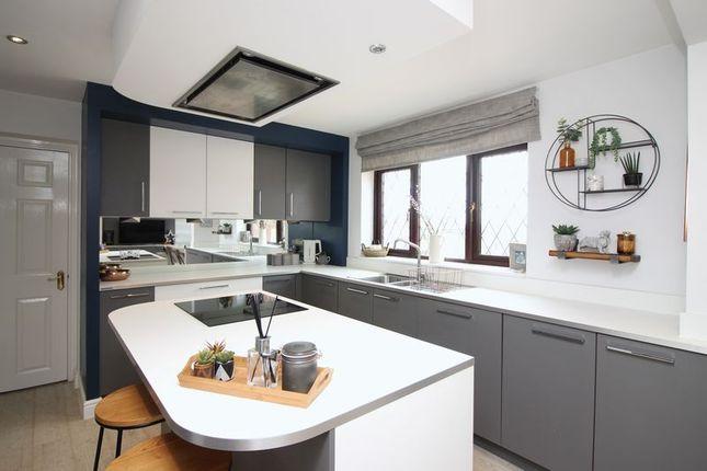 Kitchen of Brockenhurst Drive, Harwood, Bolton BL2