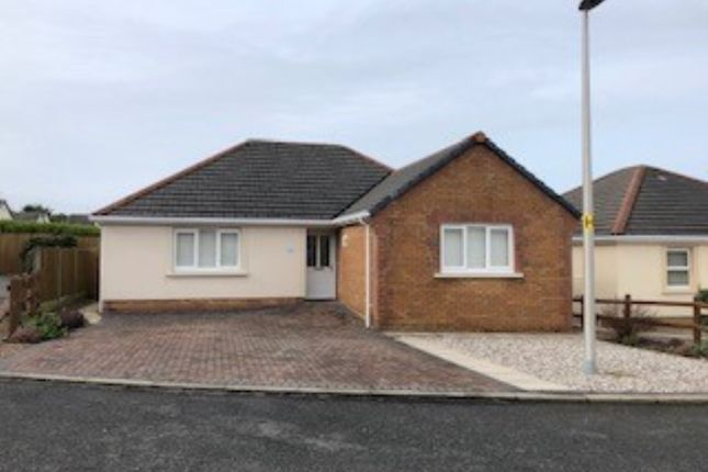 3 bed detached bungalow to rent in Gibbas Way, Pembroke SA71