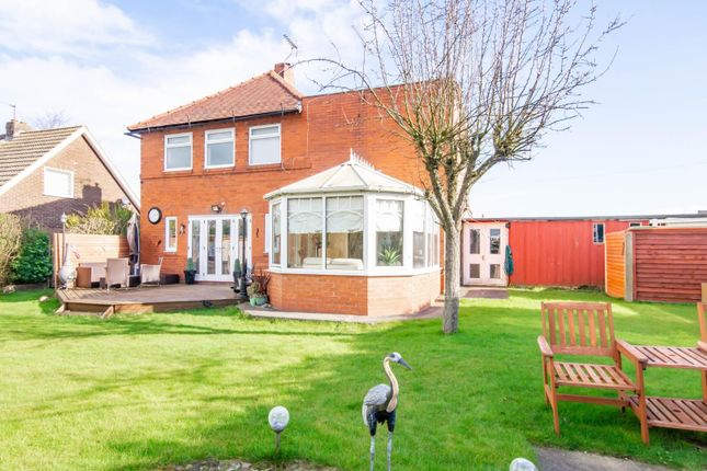 4 bed detached house for sale in 42 Fox Lane, Thorpe Willoughby, Selby YO8