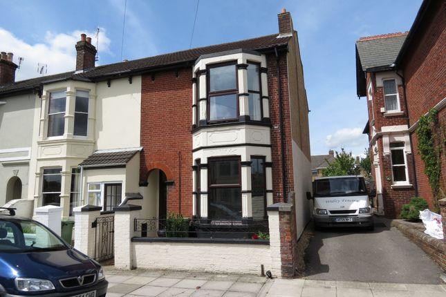 Thumbnail Flat to rent in Salisbury Road, Drayton, Portsmouth