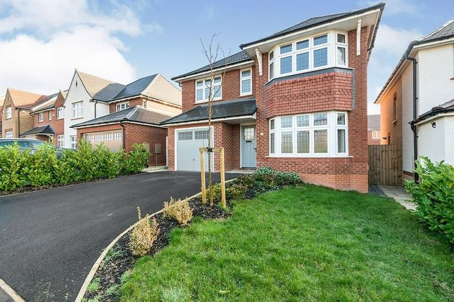 Thumbnail Detached house to rent in Dundas Road, Worsley, Manchester
