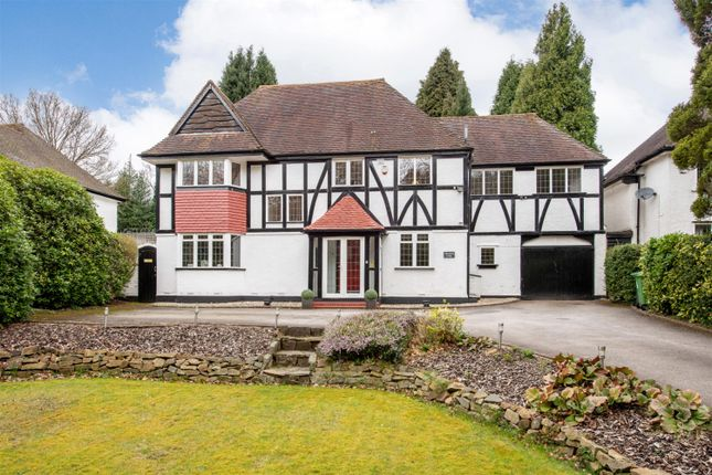 Thumbnail Detached house for sale in Thornhill Road, Sutton Coldfield