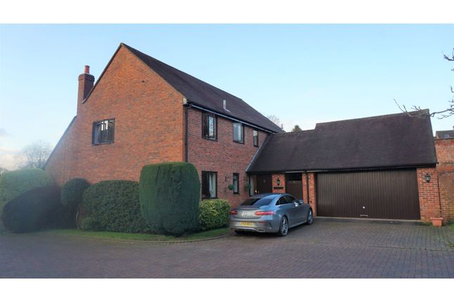 Thumbnail Detached house for sale in Court Walk, Betley, Crewe