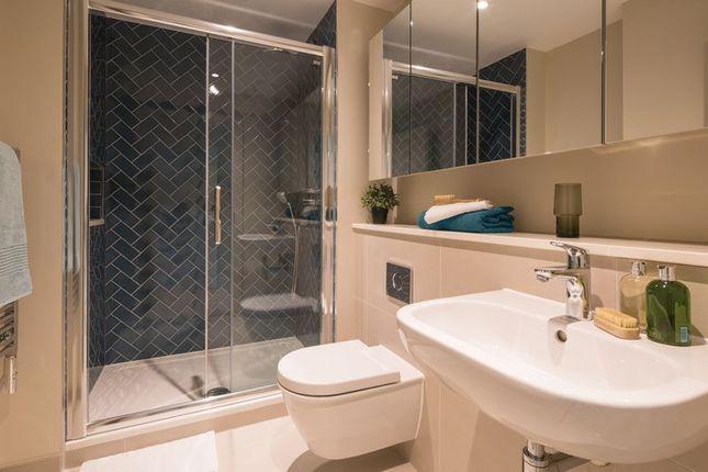 Shower Room of Wellesley Road, Croydon CR0