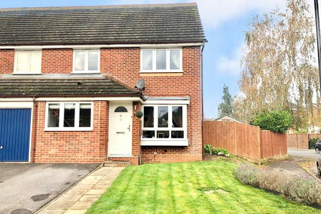 Thumbnail End terrace house for sale in The Brooks, Burgess Hill