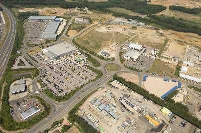 Thumbnail Land to let in Longwater Park, Norwich, Norfolk